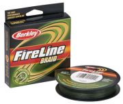 "Леска  плетенка  ""BERKLEY"" FireLine Braid Lo-vis Green 0.28 110м 1312440"