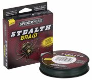 "Шнур ""SPIDERWIRE"" Stealth 0.10 137м зеленый 1201192"
