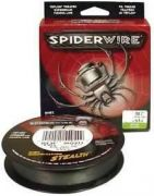 "Шнур ""SPIDERWIRE"" Stealth 0.35 137м зеленый ESS35G-150 1087220"