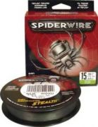 "Леска  плетенка  ""SPIDERWIRE"" EZ Green 0.12 137м 1363693"